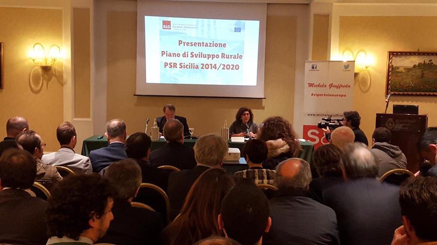 Giuffrida pd fare squadra per il sistema sicilia il for Nuovo parlamento siciliano