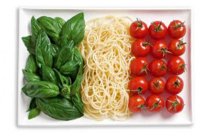Food-Flag-Italy