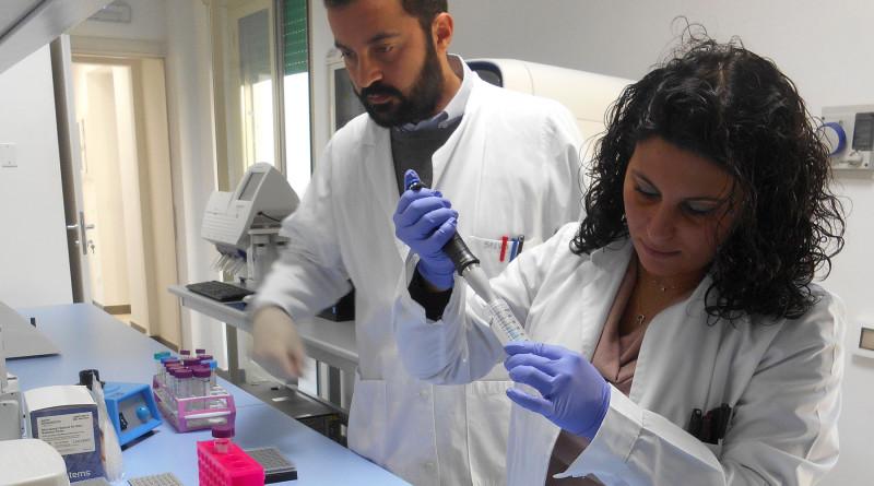 laboratorio analisi